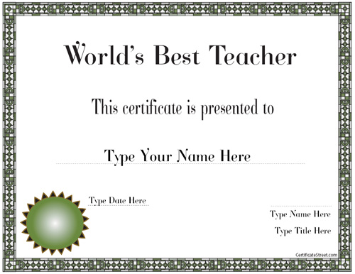 essay on best teacher in the world